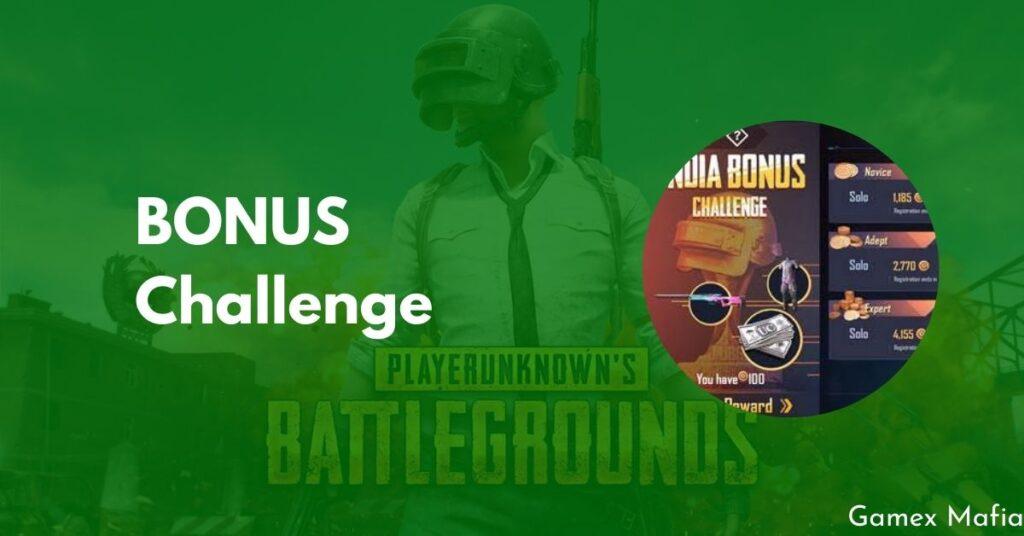 Bonus Challenge