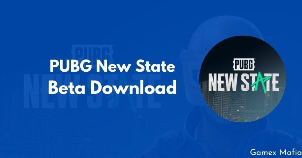 PUBG New State Beta