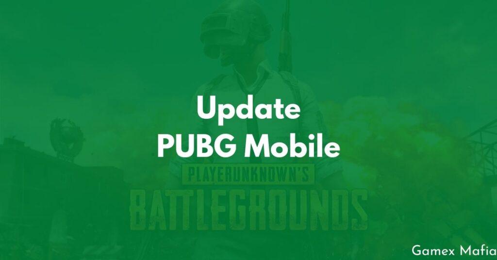 Update PUBG Mobile